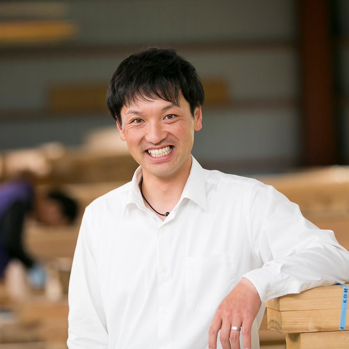 (有)みざわ建設 専務取締役『三澤将太』